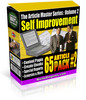 Thumbnail 65 Self Improvement Articles ++With PLR++