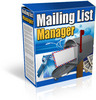 Mailing List Manager ++With MRR++