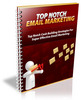 Thumbnail Top Notch Email Marketing ++With PLR++