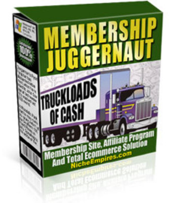 Product picture Membership Juggernaut ++With MRR++