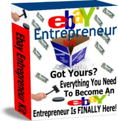 Product picture Ebay Entrepreneur Kit ++With MRR++