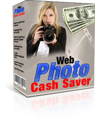 Product picture Web Photo Cash Saver ++With MRR++