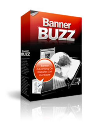Product picture Banner Buzz ++With MRR++