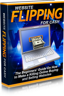 Product picture Website Flipping For Cash ++With MRR/Giveaway Right++