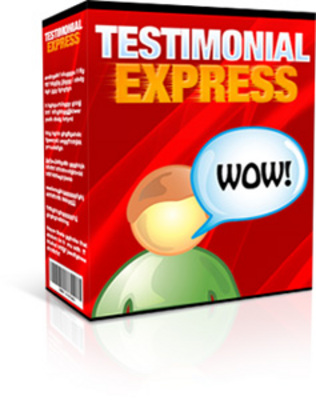 Product picture Testimonial Express ++With MRR++