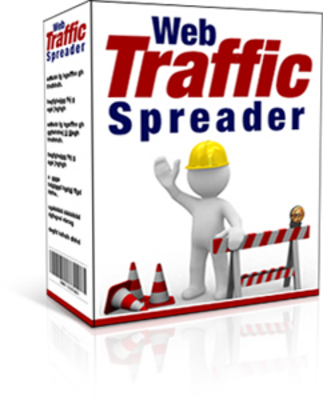 Product picture Web Traffic Spreader ++With MRR++